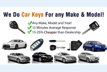 Car Keys Locksmith
